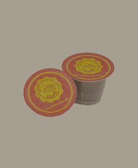 кофе в капсулах <span>от 210 руб./10 шт</span>