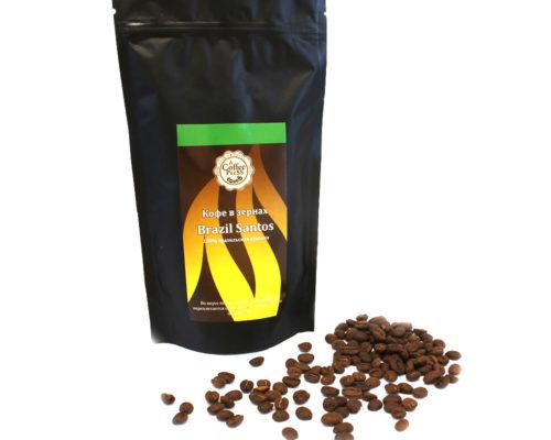 """Кофе в зернах """"Brazil Santos"""""""