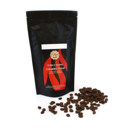 Кофе в зернах «Colombia Decaf»