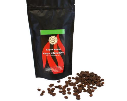 Кофе в зернах «Kenya Kilimanjaro»