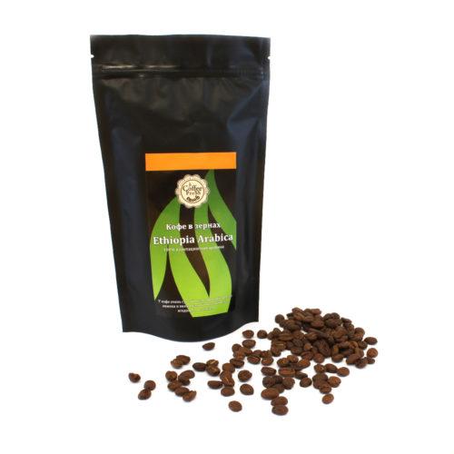 Кофе в зернах «Ethiopia Arabica»