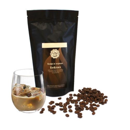 Свежеобжаренный кофе в зернах Бейлиз