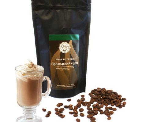 Ирландский крем ароматизированный кофе