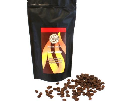 """Кофе в зернах """"Танзания"""" 100% арабика"""