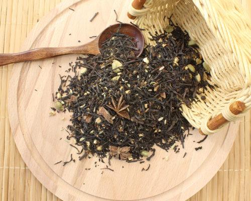 Масала (черный чай с добавками)
