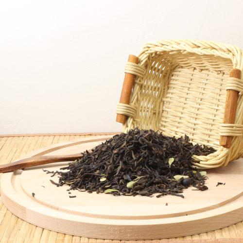 Черный чай с добавками Таежный