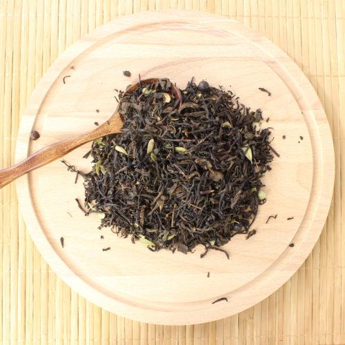 Купить черный чай с добавками Таежный в Новосибирске
