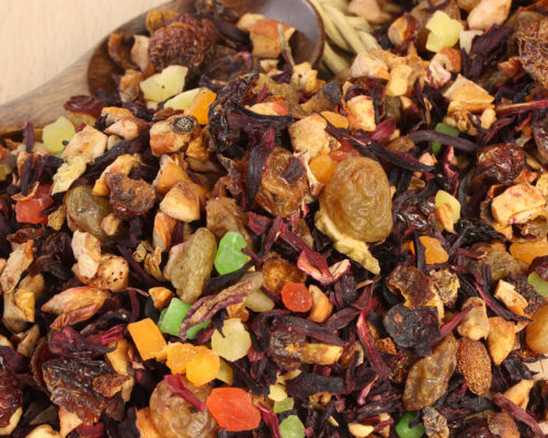фруктовый чай Изысканный фрукт