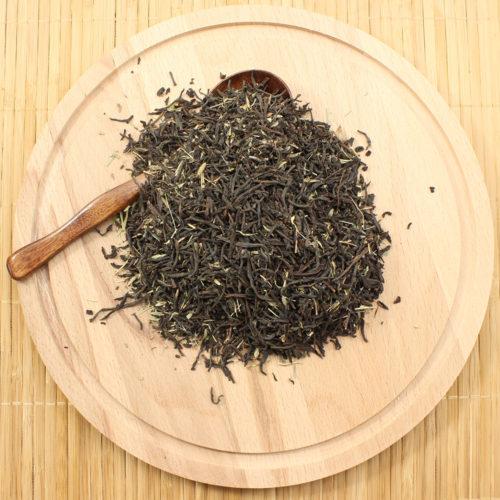 Черный с чабрецом (чай черный с добавками )