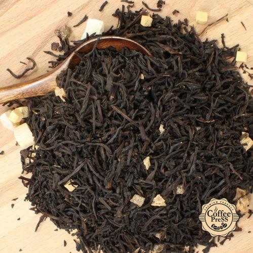 Купить черный цейлонский чай с ароматом ликера Айриш крим