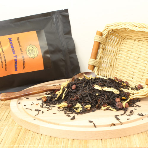 Купить Мишки гамми (чай черный с добавками) в Новосибирске