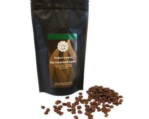 Купить зерновой кофе Ирландский крем 200 гр. по АКЦИИ