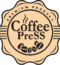 Логотип CoffeePress