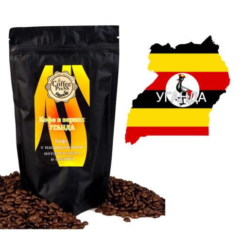 Кофе моносорт Уганда