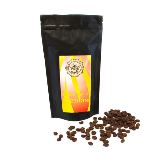 Кофе моносорт Вьетнам 100% арабика