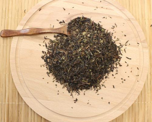 Дарджилинг черный листовой чай