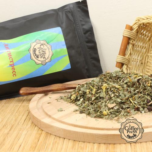 Антистресс травяной чай
